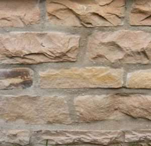 Building stone - FOSSIL RUSTIC