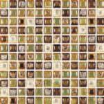 1″x1″ Apollo Roman Mosaic