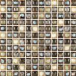 1″x1″ Atlas Roman Mosaic