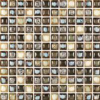 "1""x1"" Atlas Roman Mosaic"