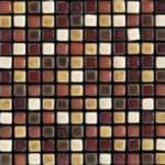 1″x1″ Autumn  Roman Mosaic