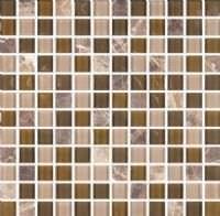 "1""x1"" Cantabria  Milano Mosaic"