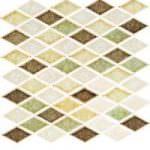 1″x1″ Bejeweled  Jewel Mosaic