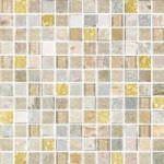 "1""x1"" Selene Spring  Diamond Mosaic"